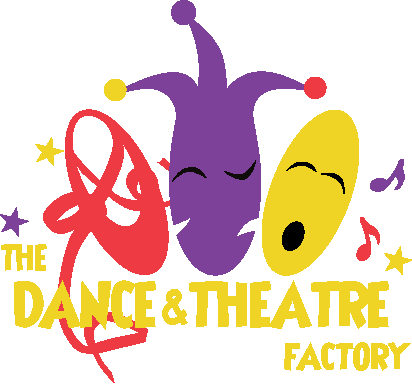 The Dance and Theatre Factory Logo