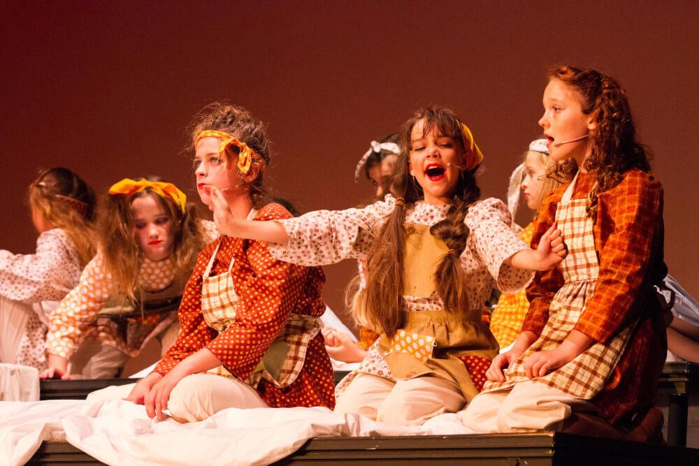The Dance & Theatre Company Juniors Class