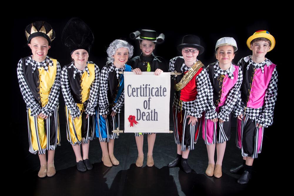 The Dance & Theatre Company Pre Teen Class