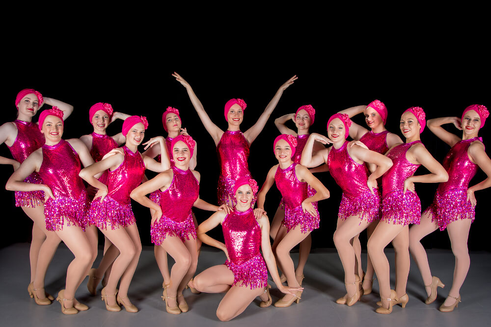 The Dance & Theatre Company Teens Class