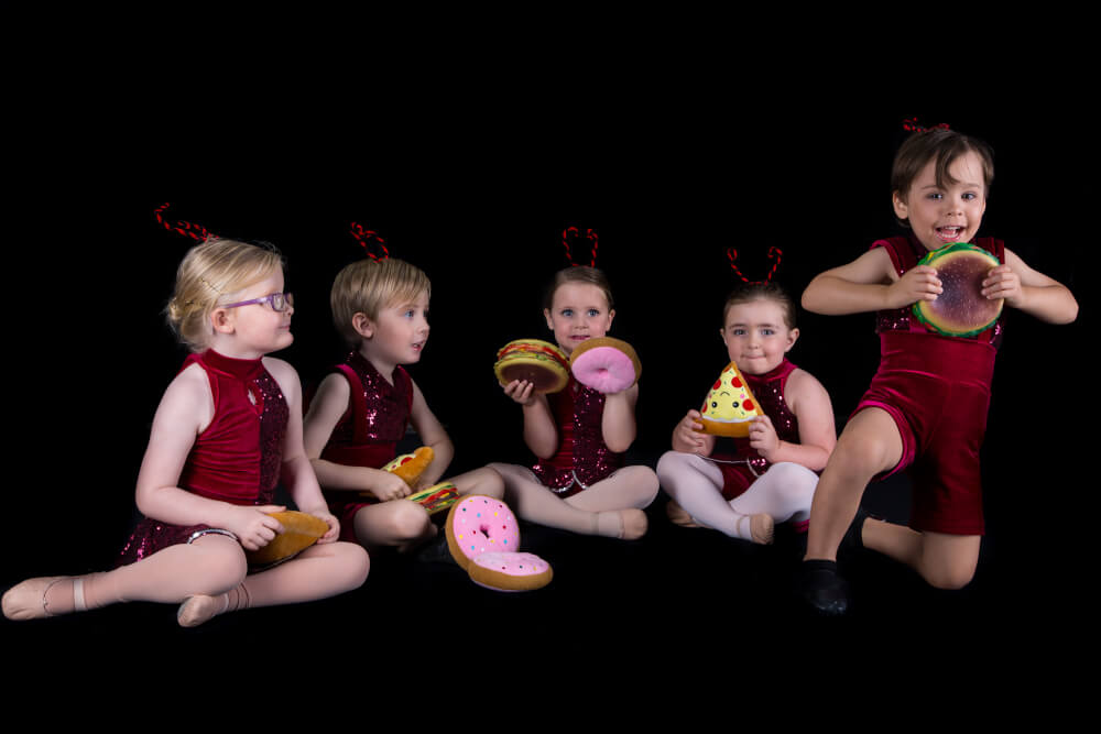 The Dance & Theatre Company Tinies Class