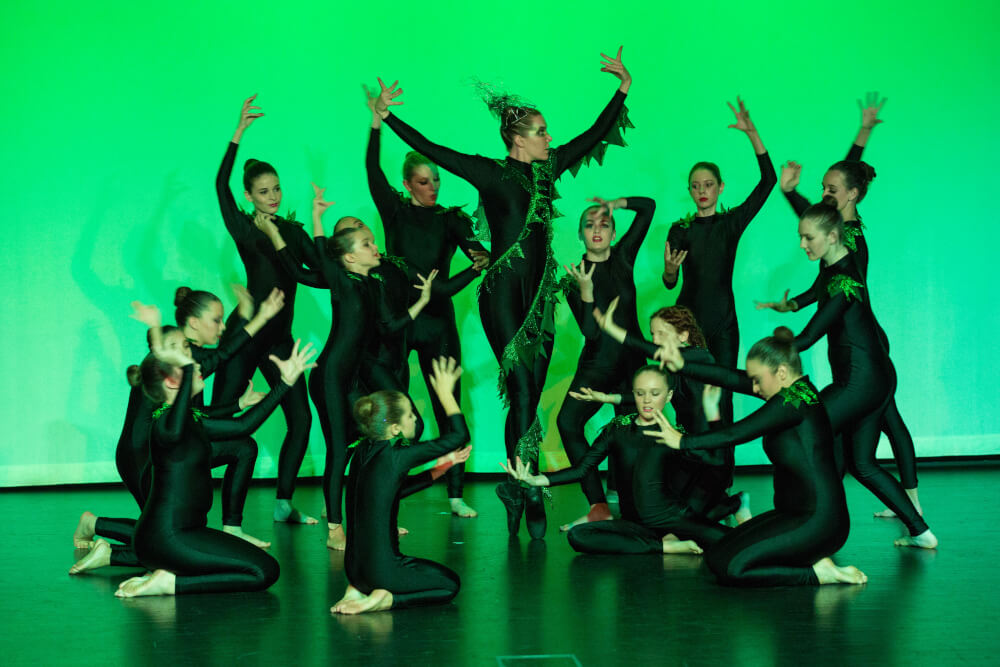 The Dance and Theatre Factory Lyrical Dance