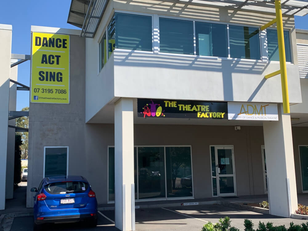 The Dance and Theatre Factory Studio
