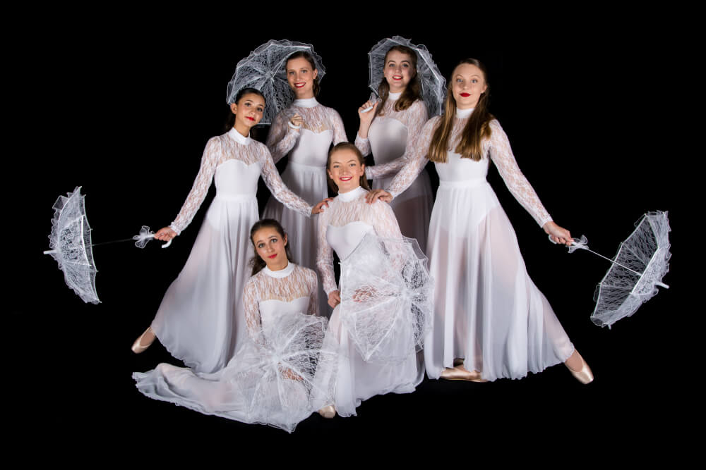 The Dance and Theatre Factory Teens Lyrical