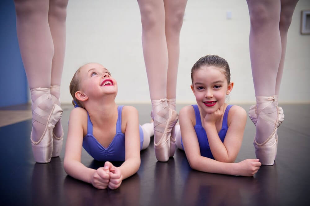 Classical Ballet 4 Years