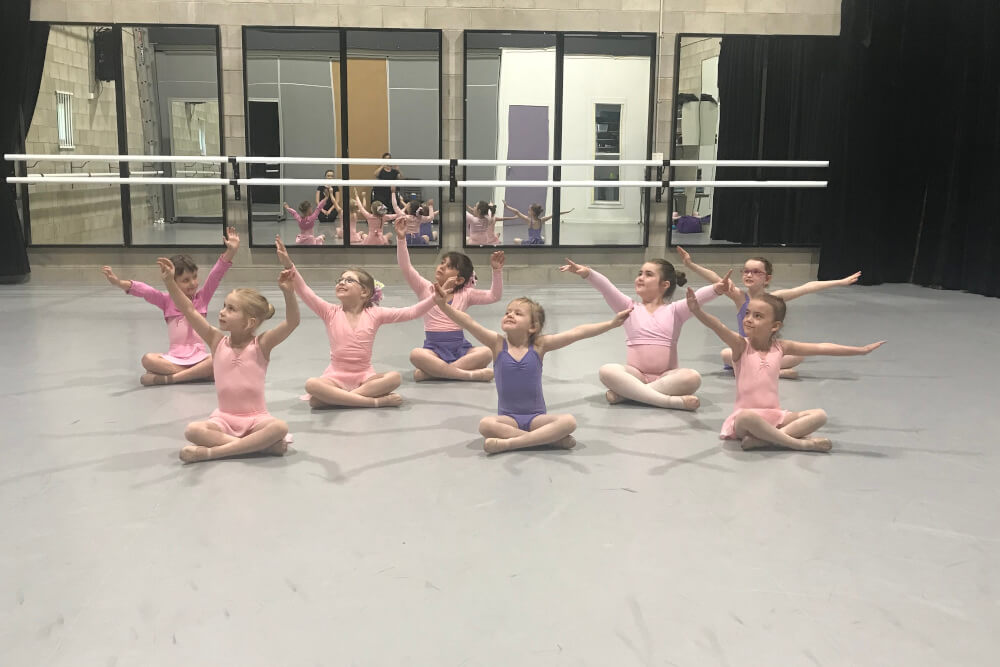 The Dance and Theatre Factory Ballet
