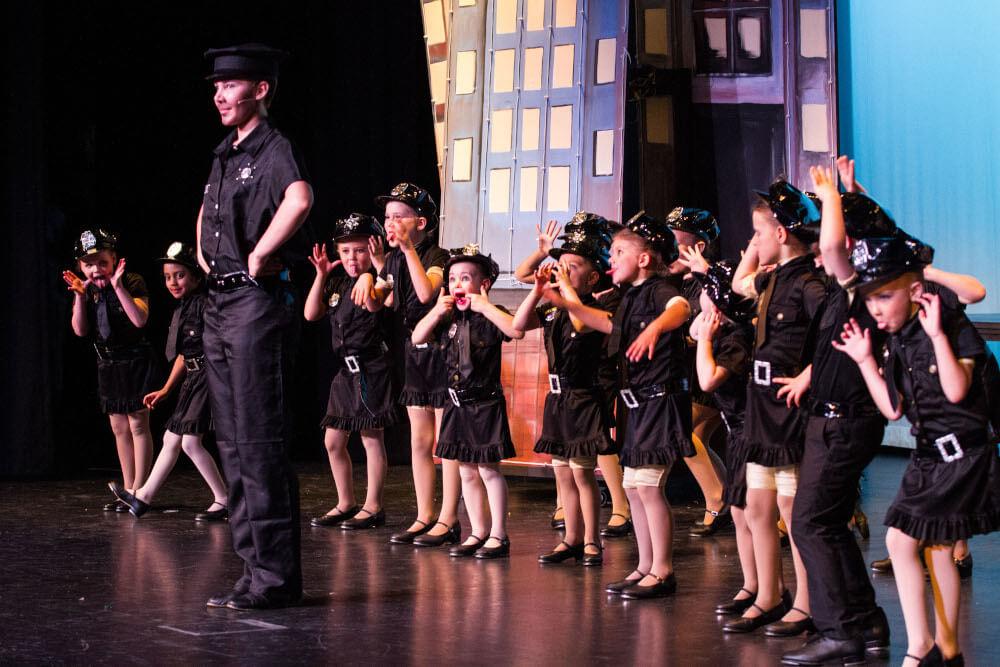 Dance Start and Musical Theatre Start