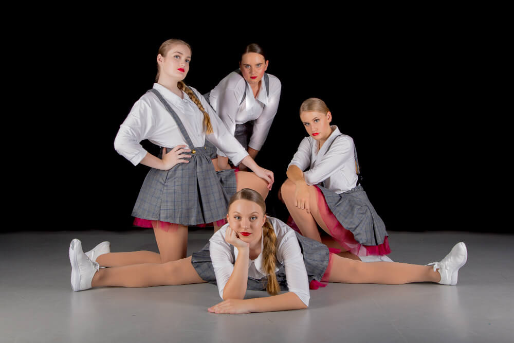The Dance and Theatre Factory Hip Hop Class