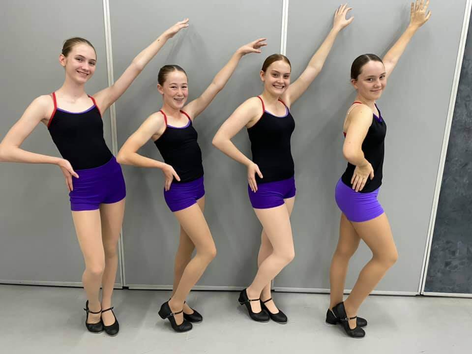The Dance and Theatre Factory Jazz & Tap Examination