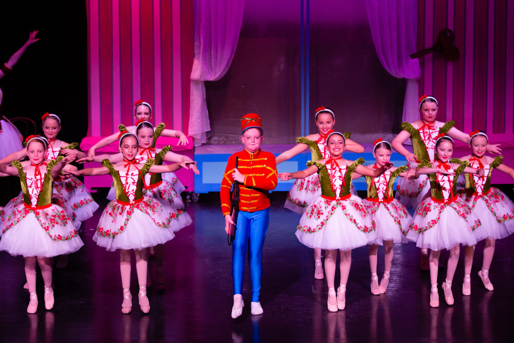 The Dance and Theatre Factory Juniors