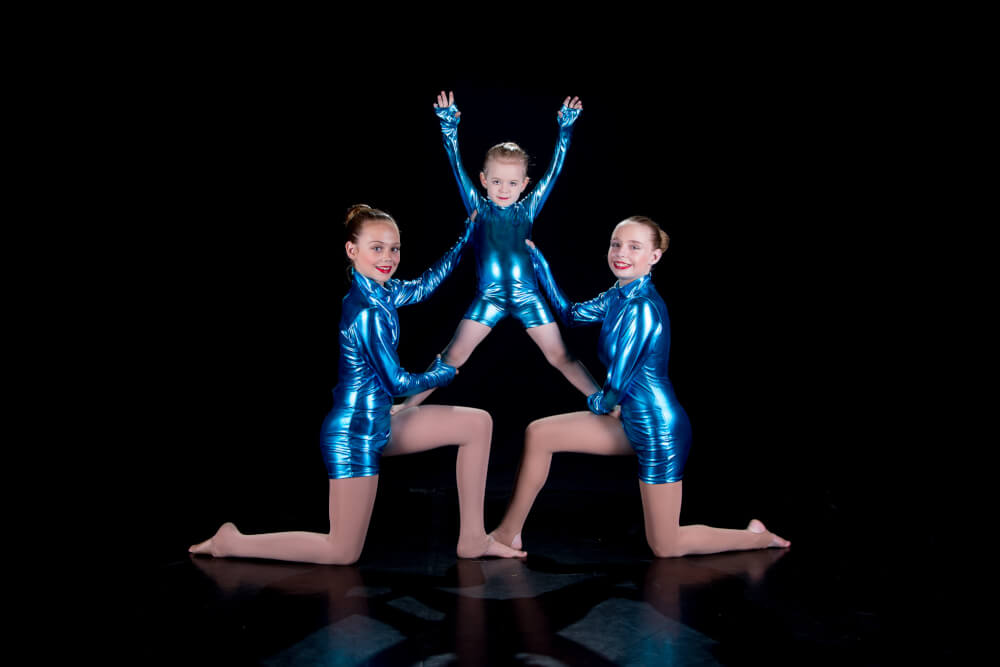 The Dance and Theatre Factory Acrobatics Class